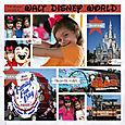 It All Happened One Week at Walt Disney World