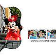 Disney Stars and Motor Cars
