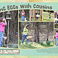 Hunting Eggs-With-Cousins