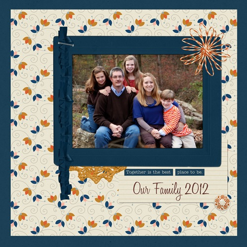 our family 2012