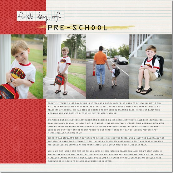 first day pre-school 2009_web